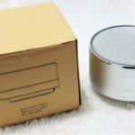 Bluetooth Speaker Minimalist