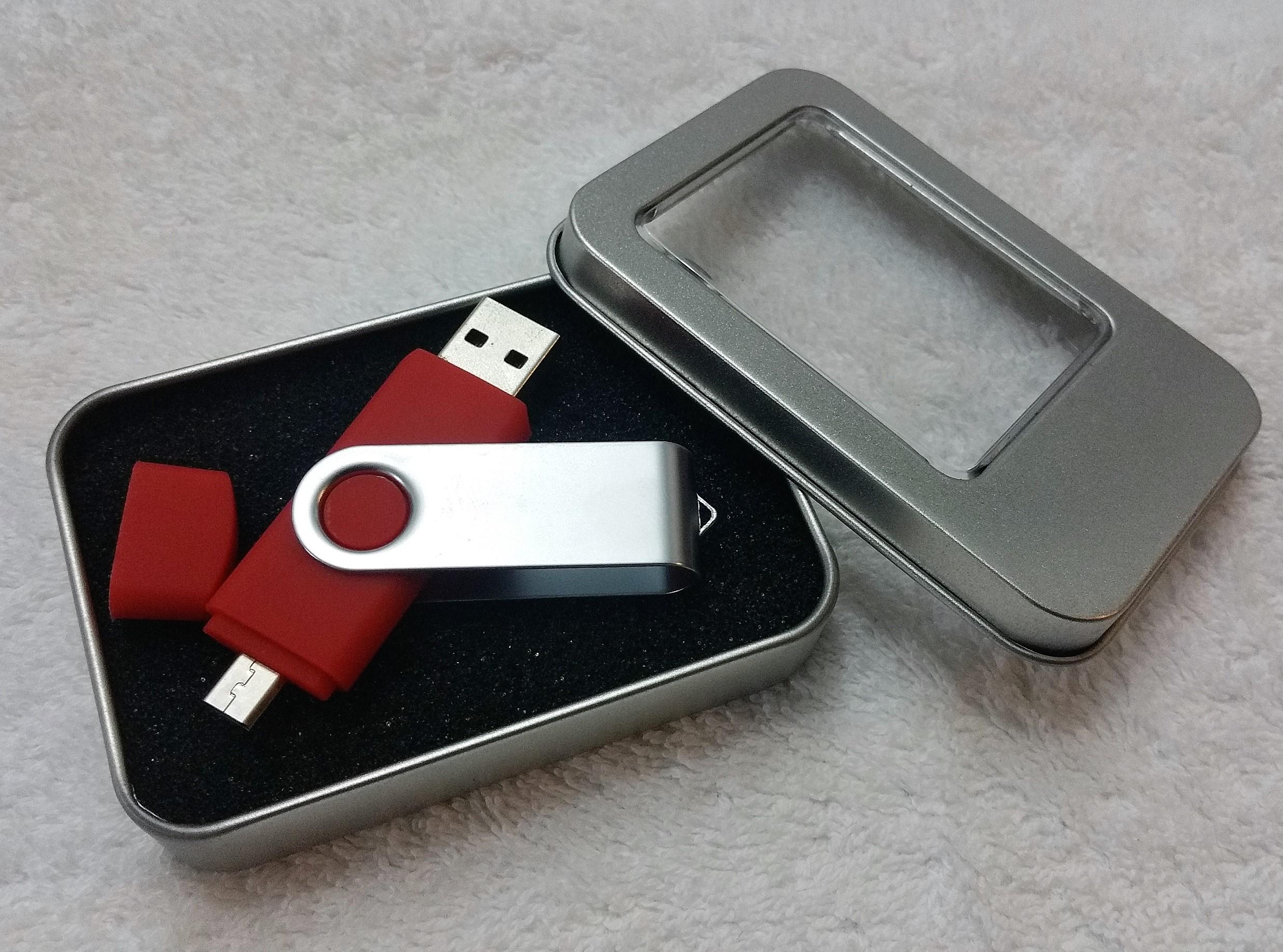 OTG USB Flashdisk 16GB