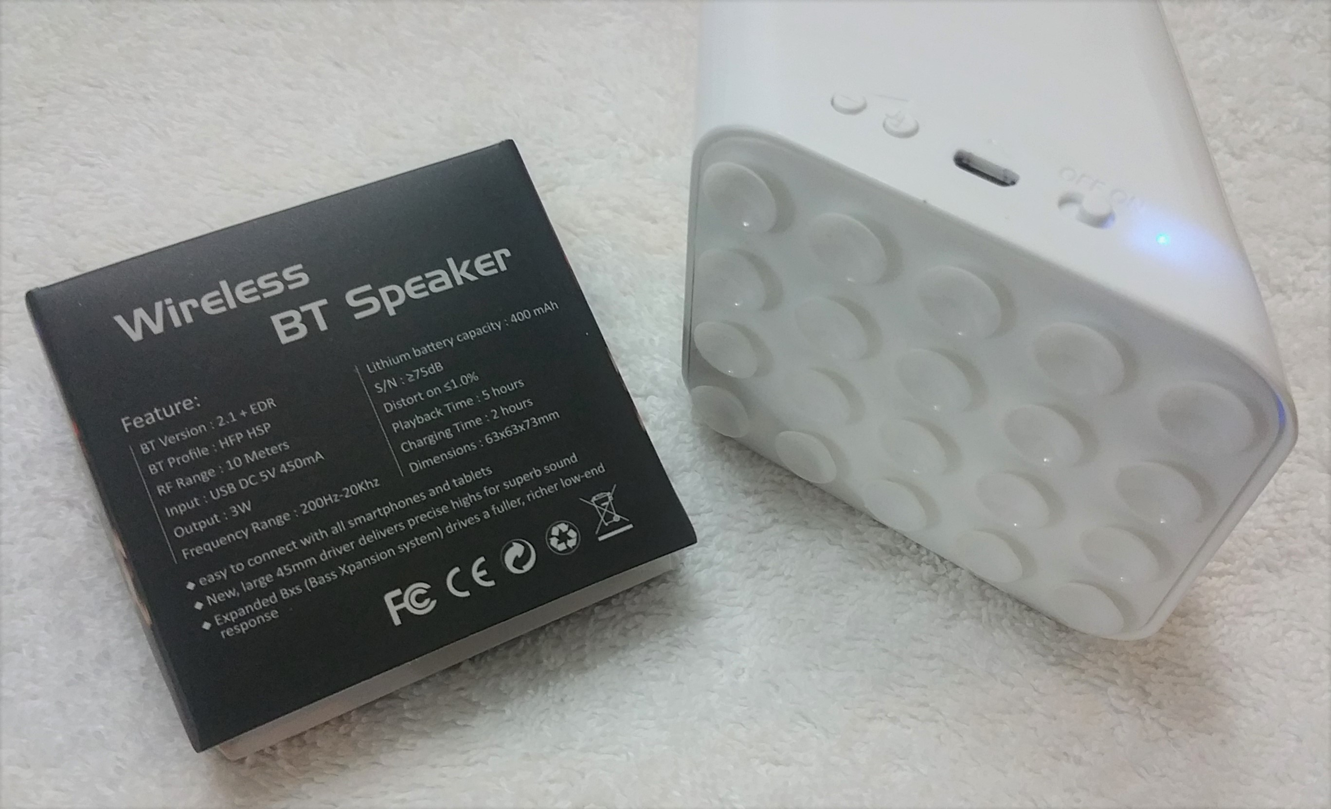 Bluetooth Speaker - Gurita