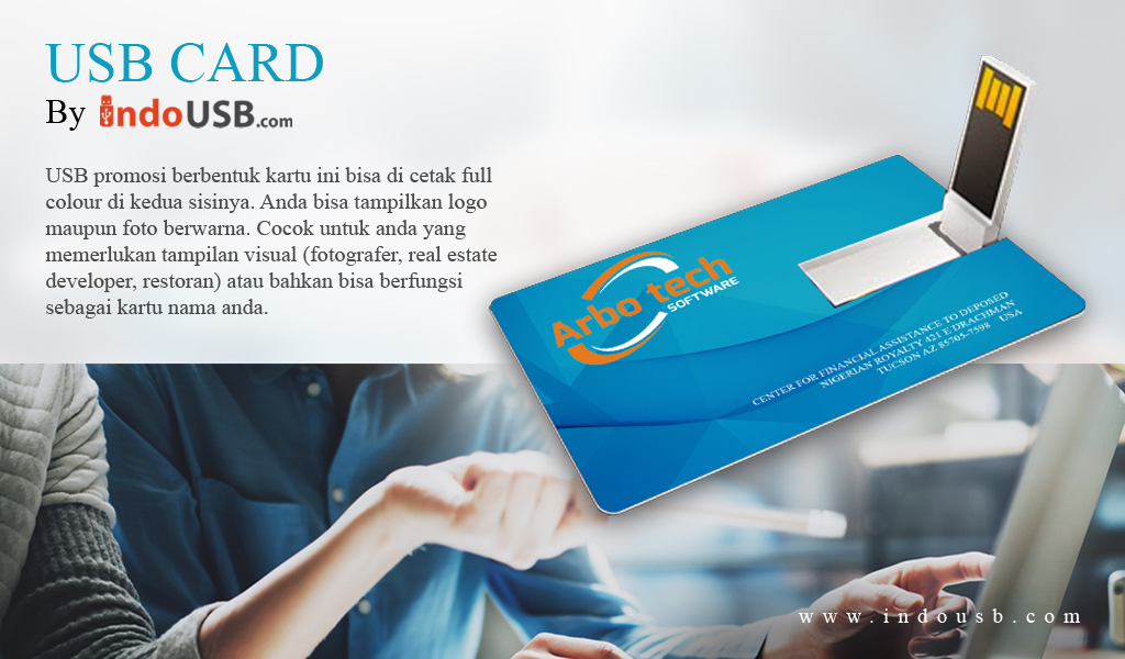 Email_USB Card